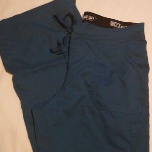 Grey's Anatomy scrub bottoms